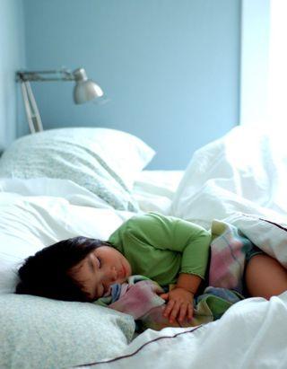 Em sleeping