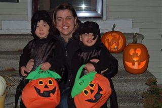 Halloween-Me & kids