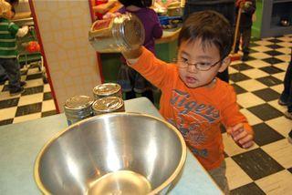 Museum-Eli cooking