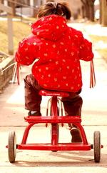Trikeback